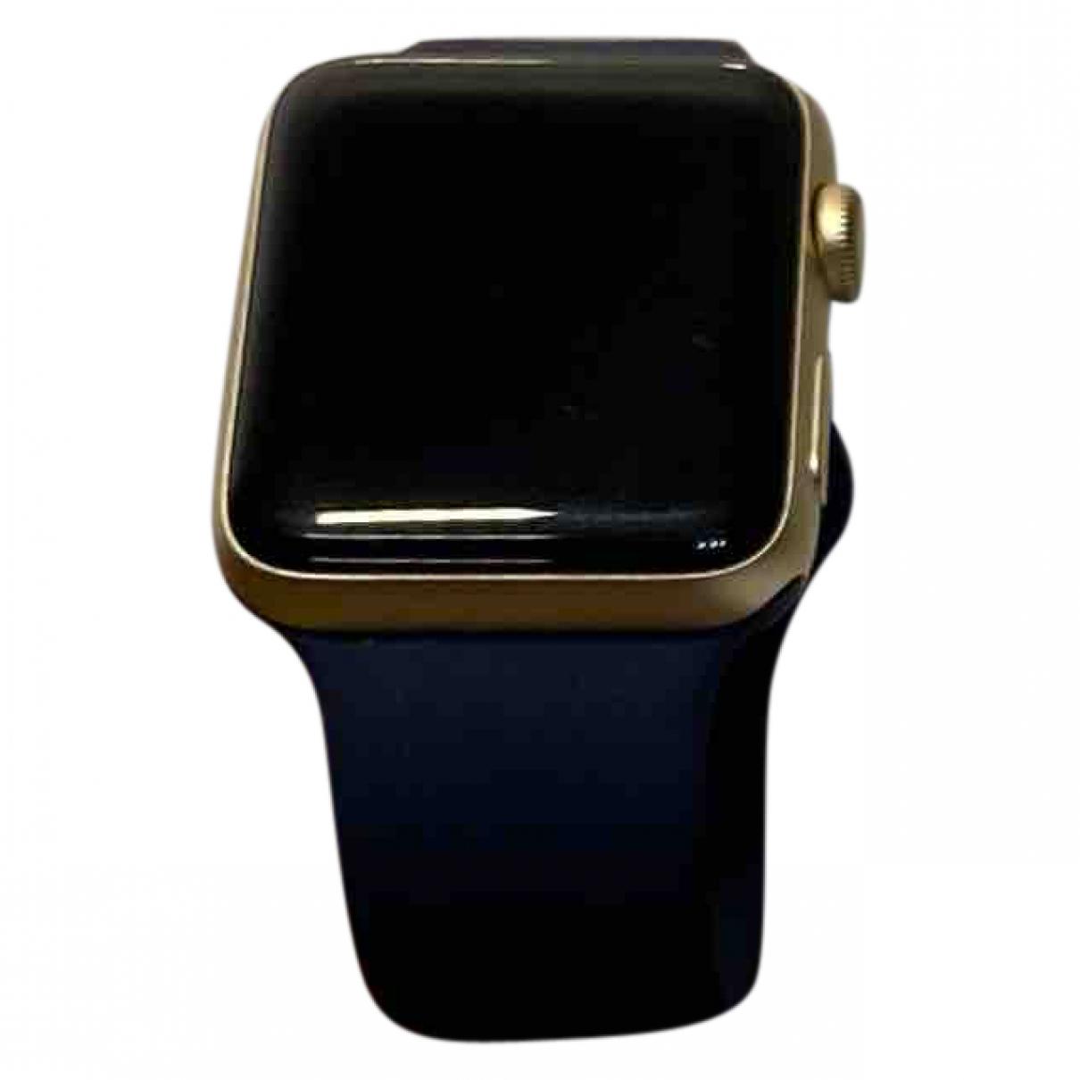 Apple Apple Watch 44mm Uhr in  Blau Stahl