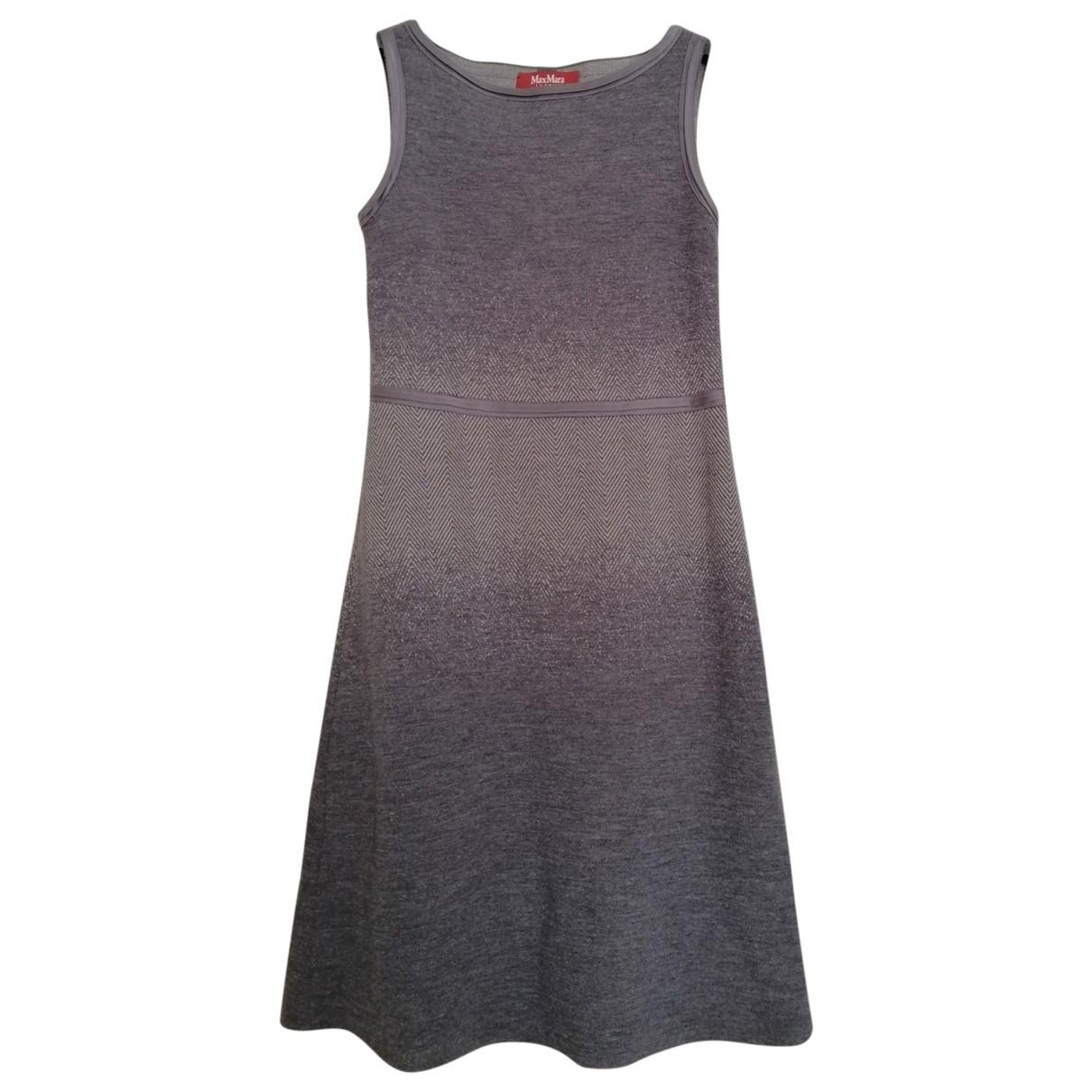 Max Mara Studio \N Grey dress for Women S International