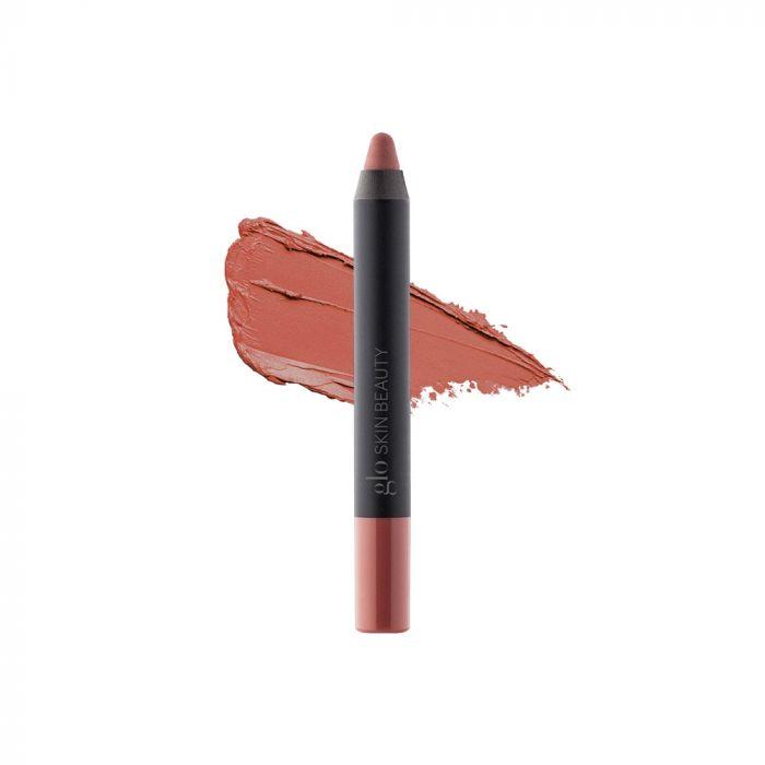 Suede Matte Lip Crayon - Monogram