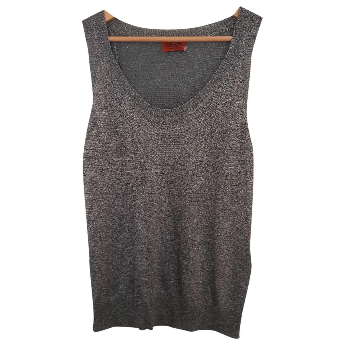Camiseta sin mangas Missoni