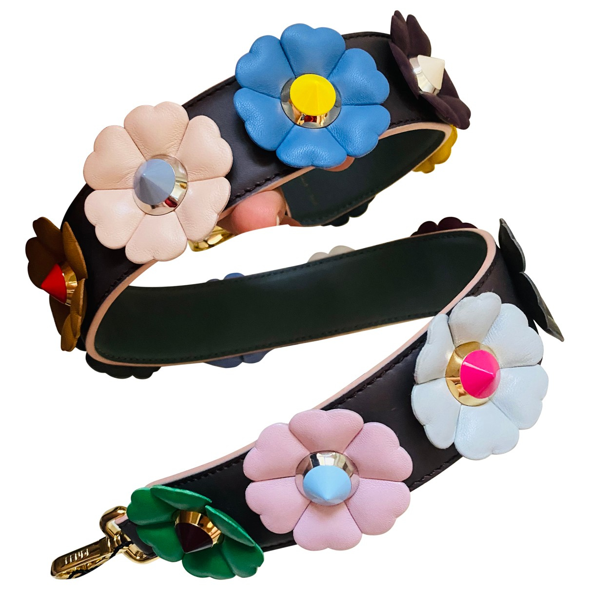 Fendi N Multicolour Leather Purses, wallet & cases for Women N