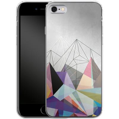 Apple iPhone 6s Silikon Handyhuelle - Colorflash 3 von Mareike Bohmer