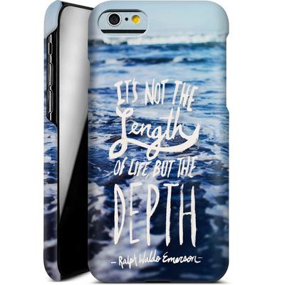 Apple iPhone 6s Smartphone Huelle - Depth von Leah Flores