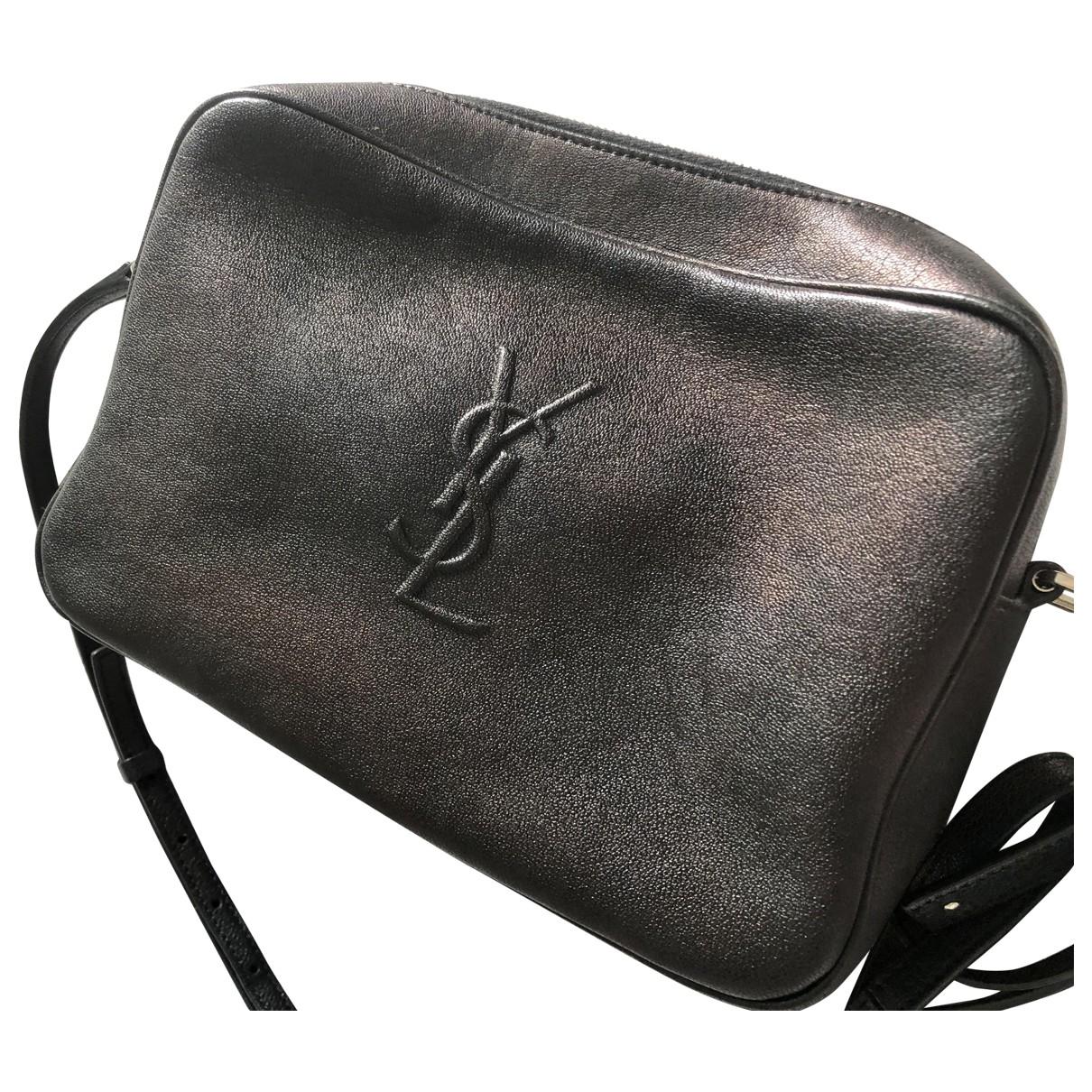 Saint Laurent Camera Lou Leather handbag for Women \N