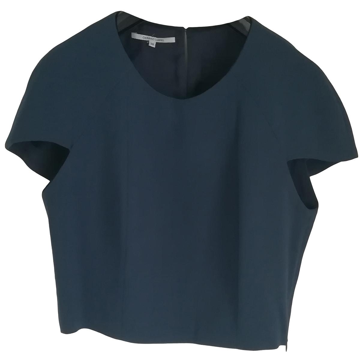 Gerard Darel - Top   pour femme - bleu