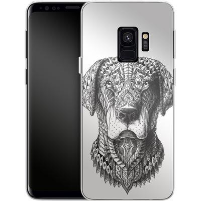 Samsung Galaxy S9 Silikon Handyhuelle - Labrador von BIOWORKZ