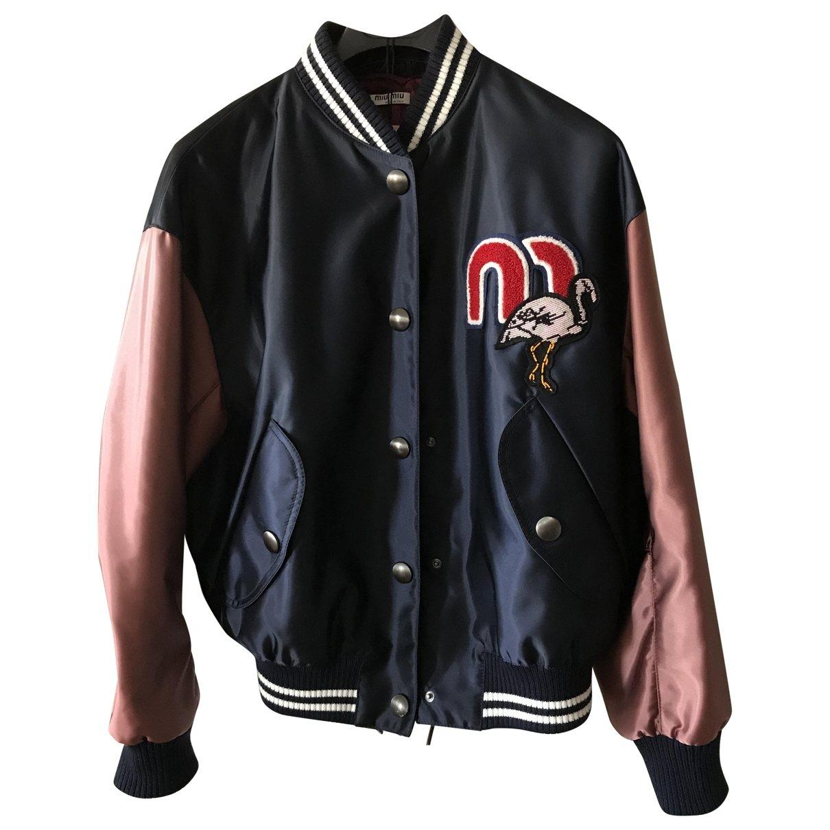 Miu Miu \N Multicolour jacket for Women 38 IT