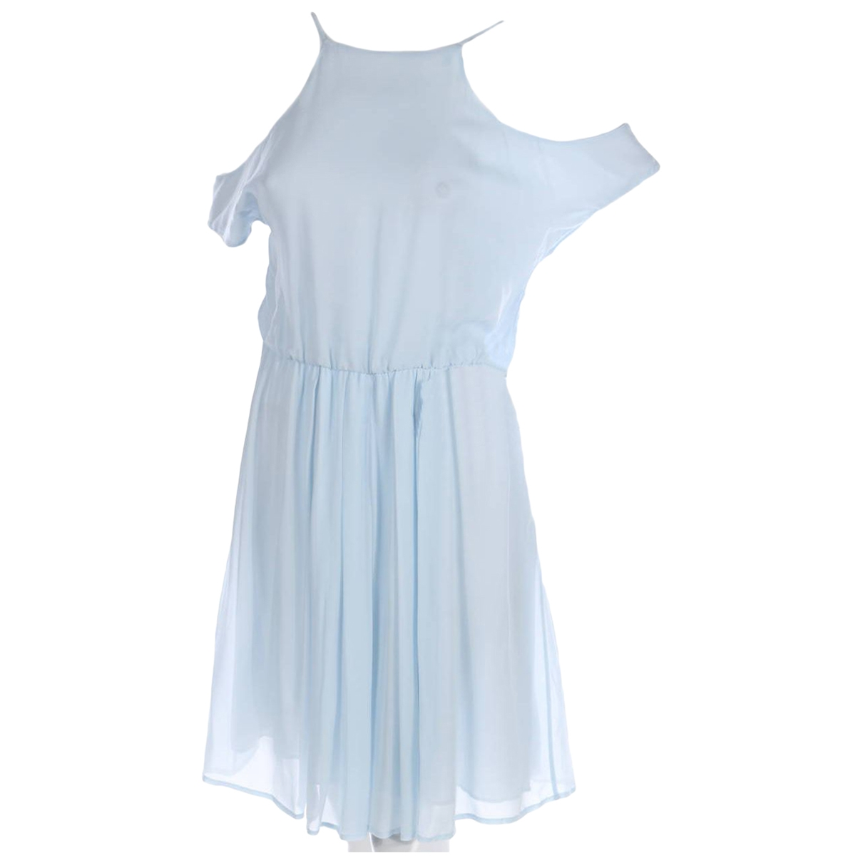 Patrizia Pepe - Robe   pour femme - bleu