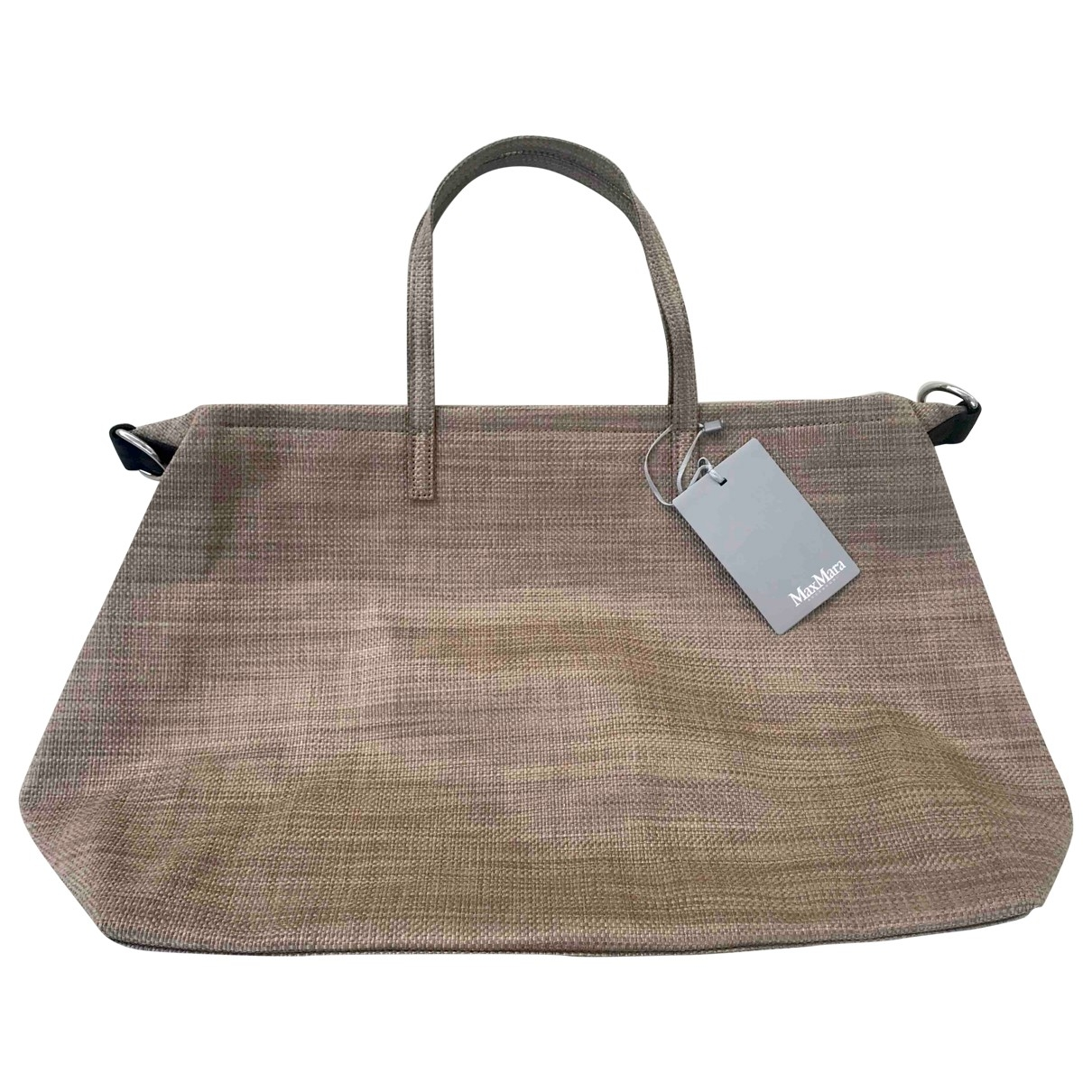 Max Mara \N Beige handbag for Women \N