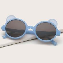 Kinder Sonnenbrille mit Acryl Rahmen