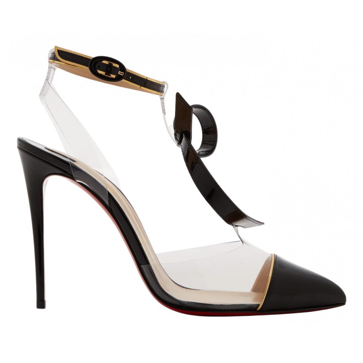 Christian Louboutin \N Black Heels for Women 41 EU