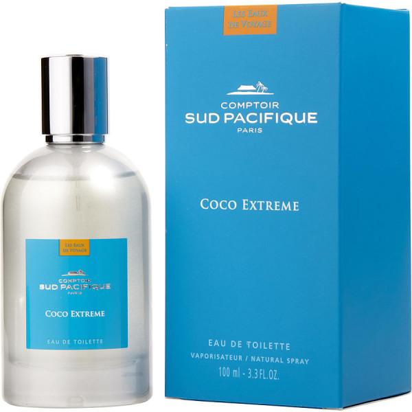 Coco Extreme - Comptoir Sud Pacifique Eau de toilette en espray 100 ml