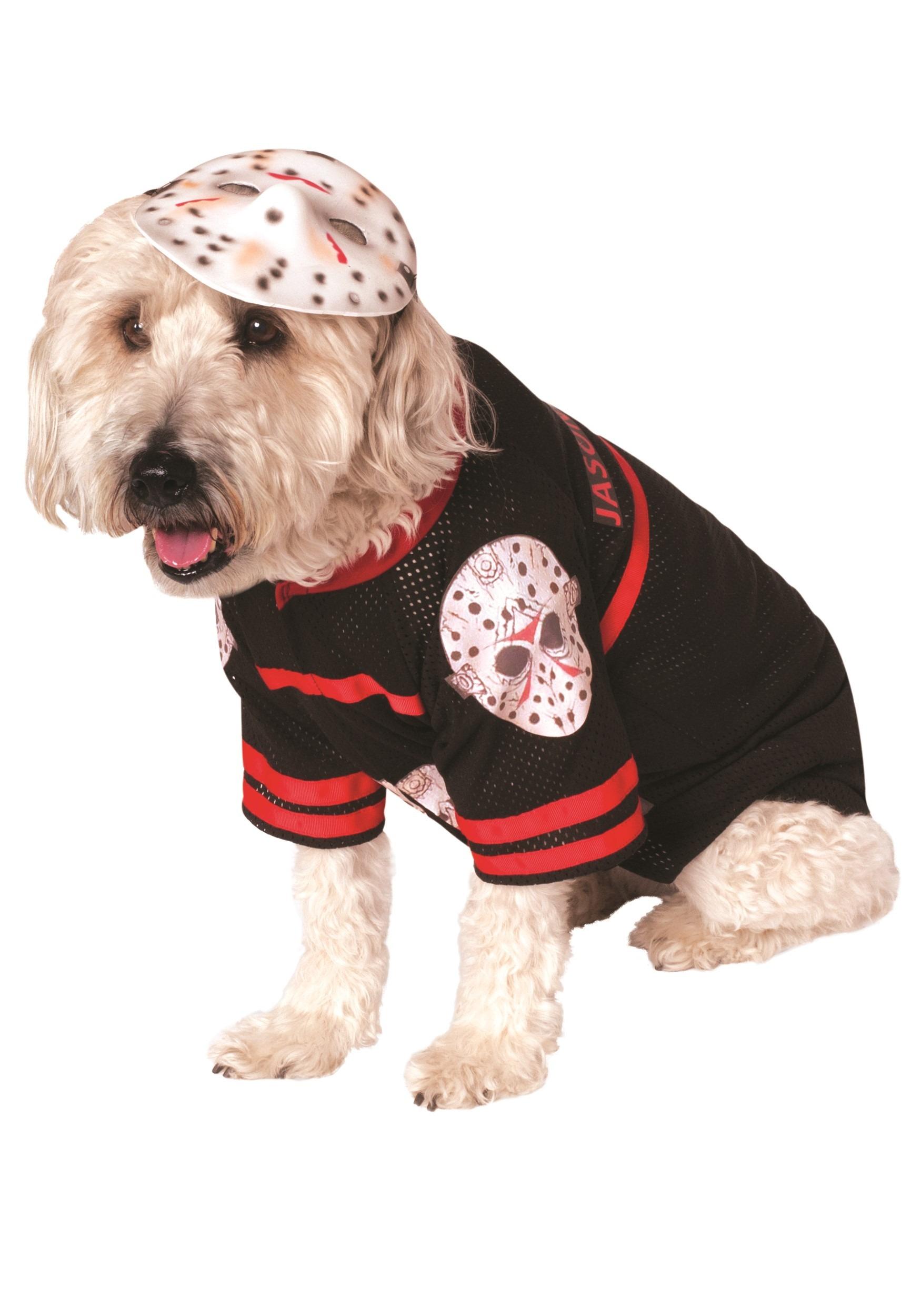 Pet Costume Jason Voorhees