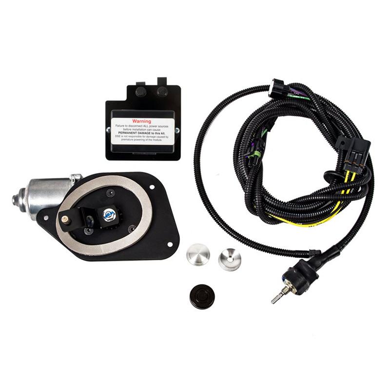 Detroit Speed 121301 Selecta-Speed Wiper Kit 68 F-Body 68-74 X-Body