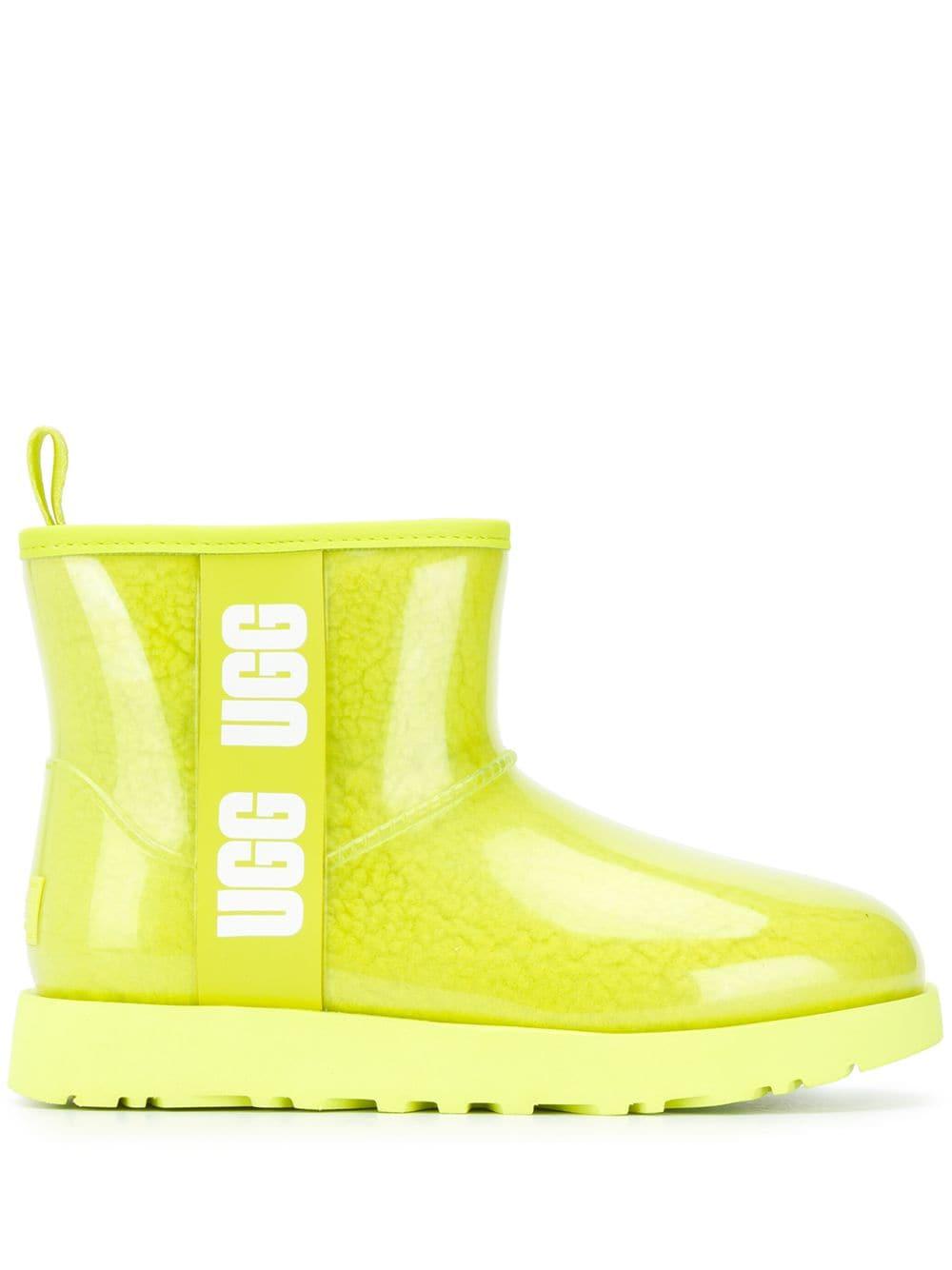 Mini Classic Clear Boots