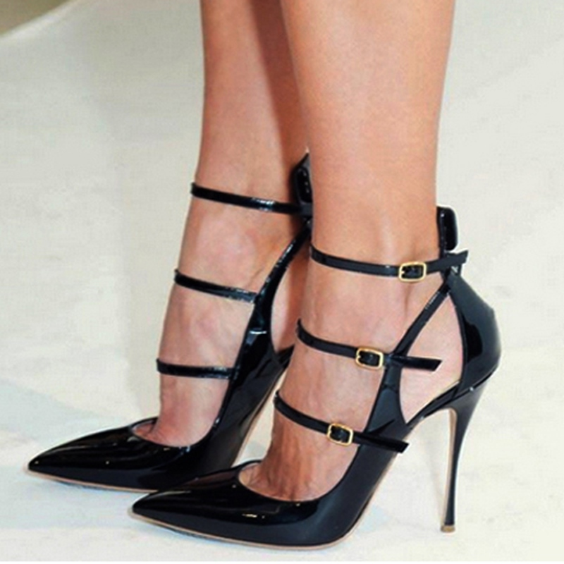 Ericdress Sexy Pointed-toe Stiletto Sandals