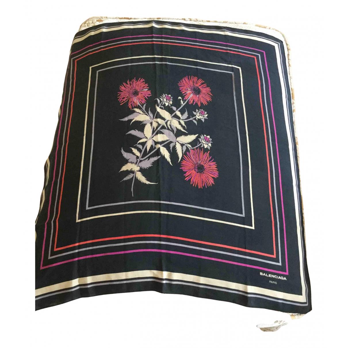 Balenciaga - Foulard   pour femme en autre - multicolore