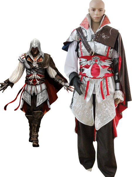Milanoo Inspired By Assassin's Creed Cotton Costume