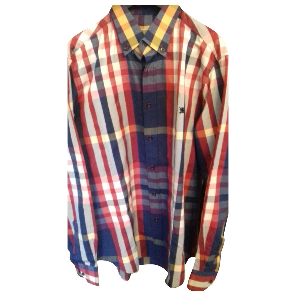 Burberry \N Hemden in  Bunt Baumwolle