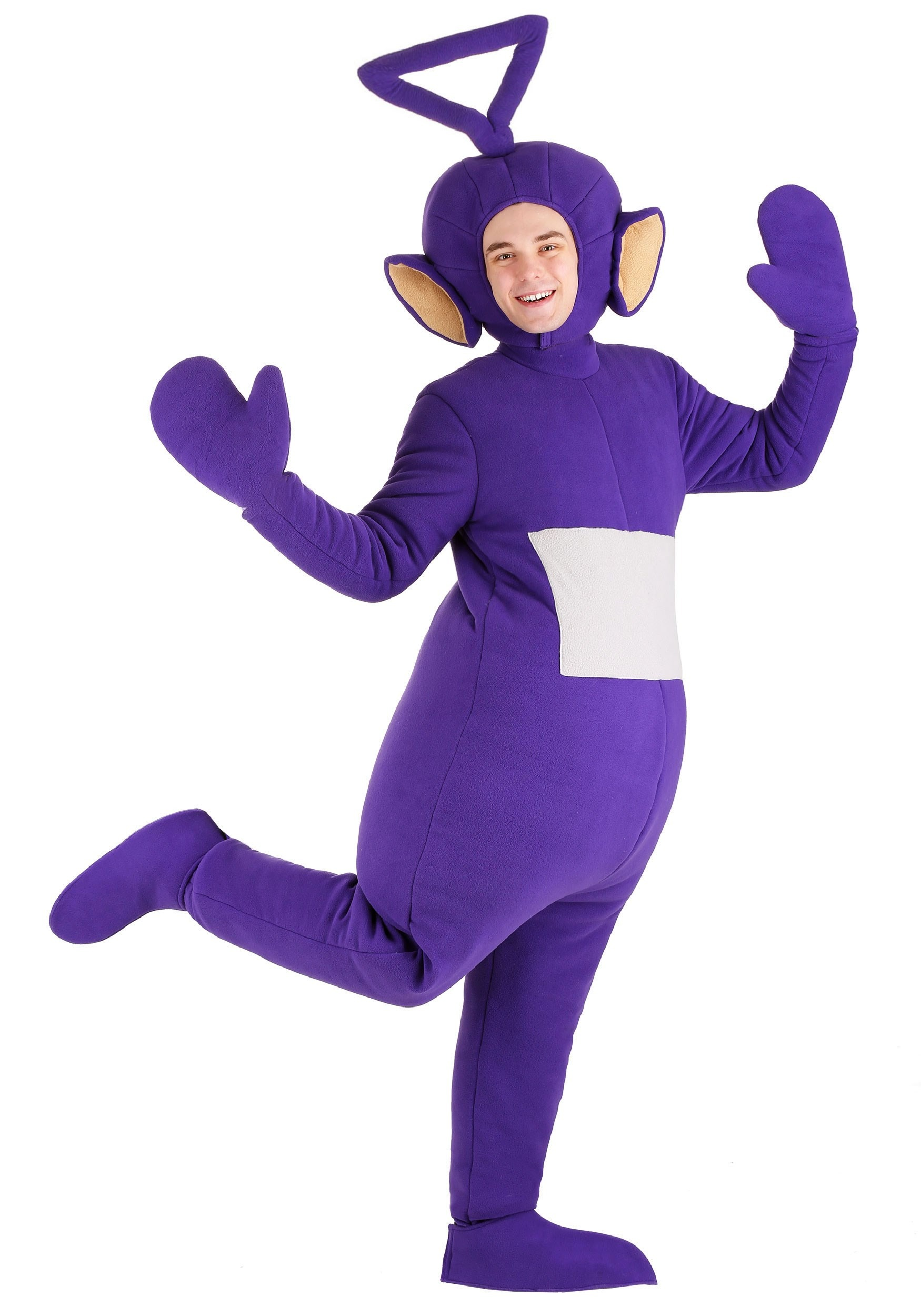 Adult's Tinky Winky Teletubbies Costume