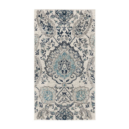 Safavieh Madison Collection Baldric Floral Area Rug, One Size , Multiple Colors