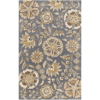 Athena ATH-5151 8 x 11 Rectangle Cottage Rug in