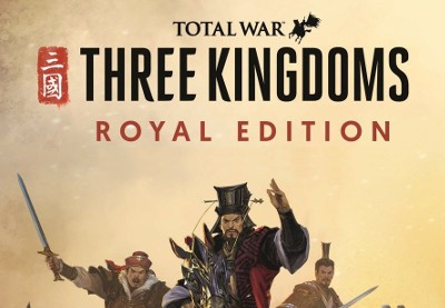 Total War: THREE KINGDOMS Royal Edition EU Steam CD Key