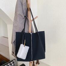Simple Tote Bag & Purse
