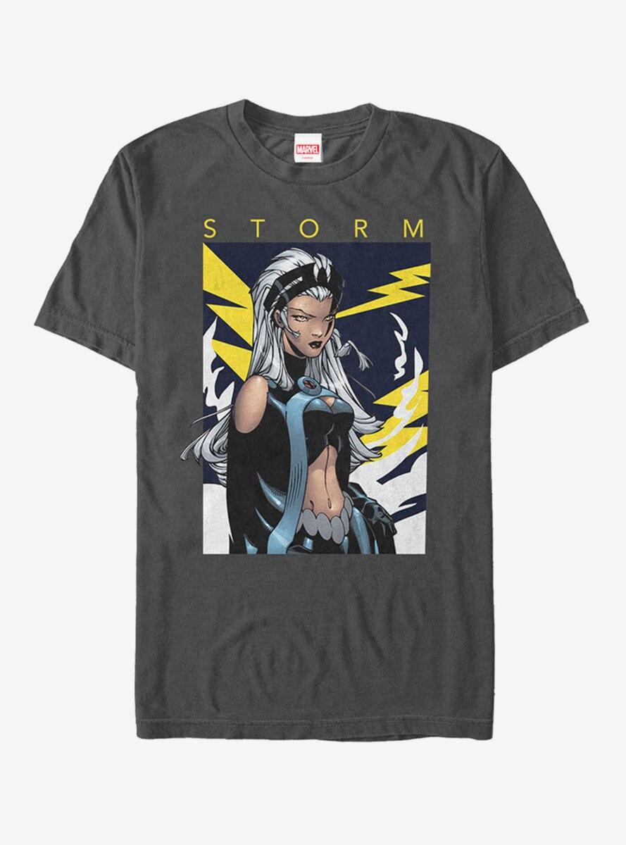 Marvel X-Men Storm Lightning T-Shirt