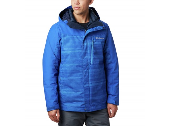 Columbia Mens Whirlibird Iv Interchange Jacket