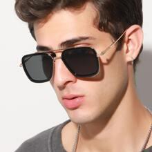 Men Top Bar Sunglasses