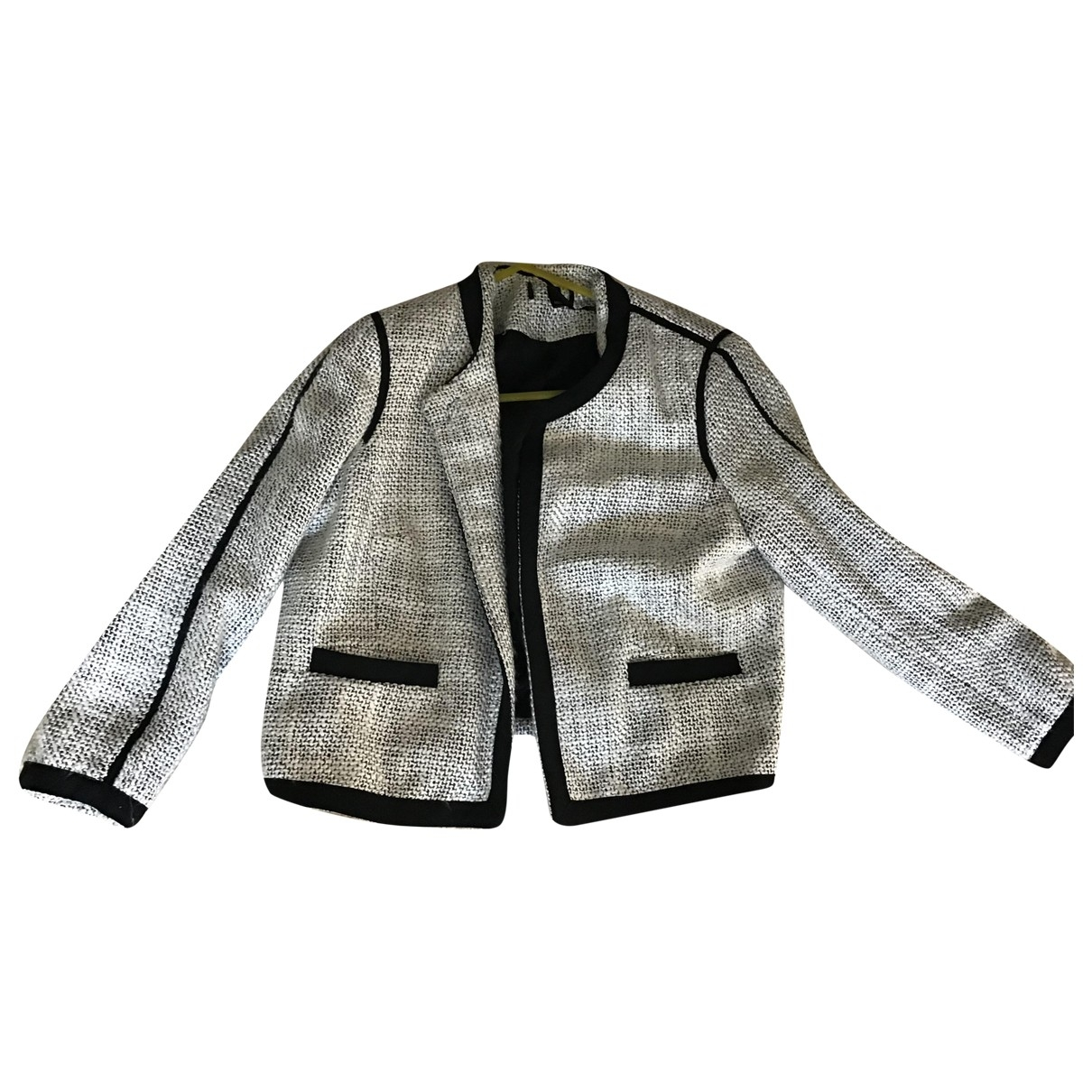 tophop \N White jacket for Women 12 UK