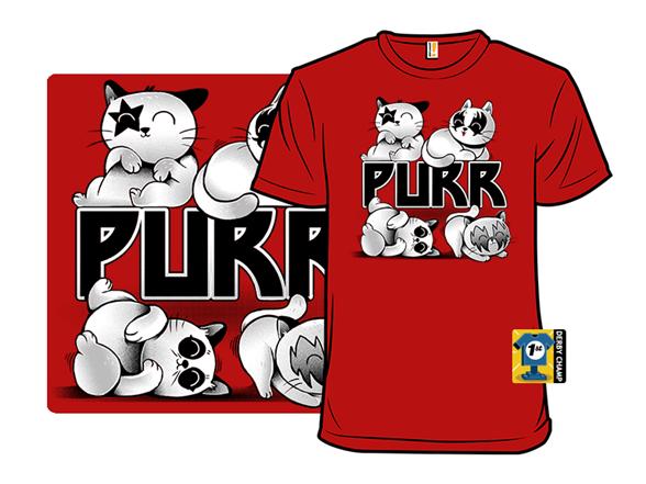 Purr T Shirt