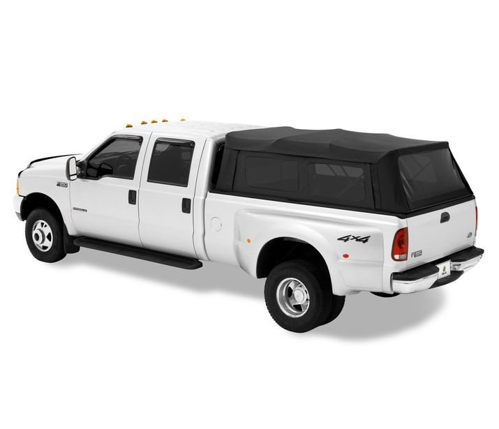 Bestop 76307-35 Black Diamond Supertop for Truck For 6.75 Ft. Bed Ford F-250 | F-350 Superduty 1999-2017