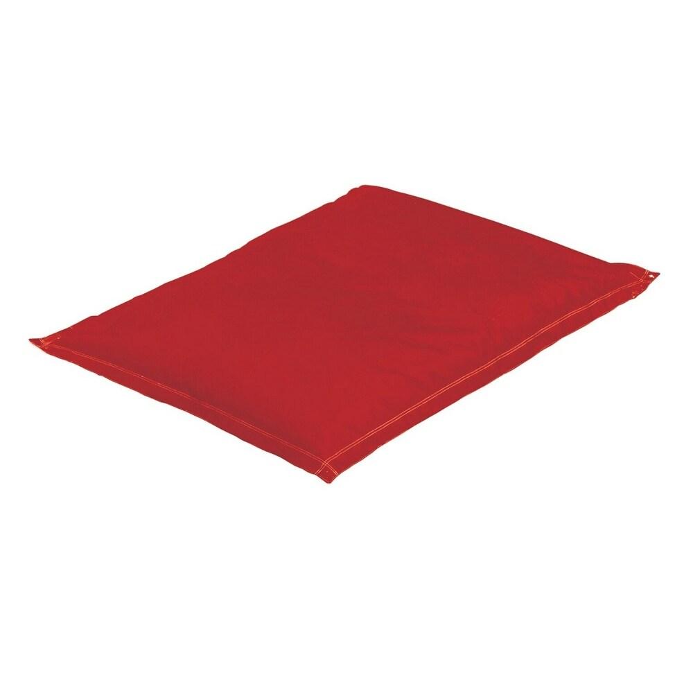 72 Red Oversize King Kai Floating Lounge (Red)