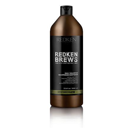 Redken Brew Daily Shampoo - 33.8 oz., One Size , No Color Family