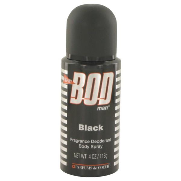 Bod Man Black - Parfums De Coeur Espray corporal 120 ML