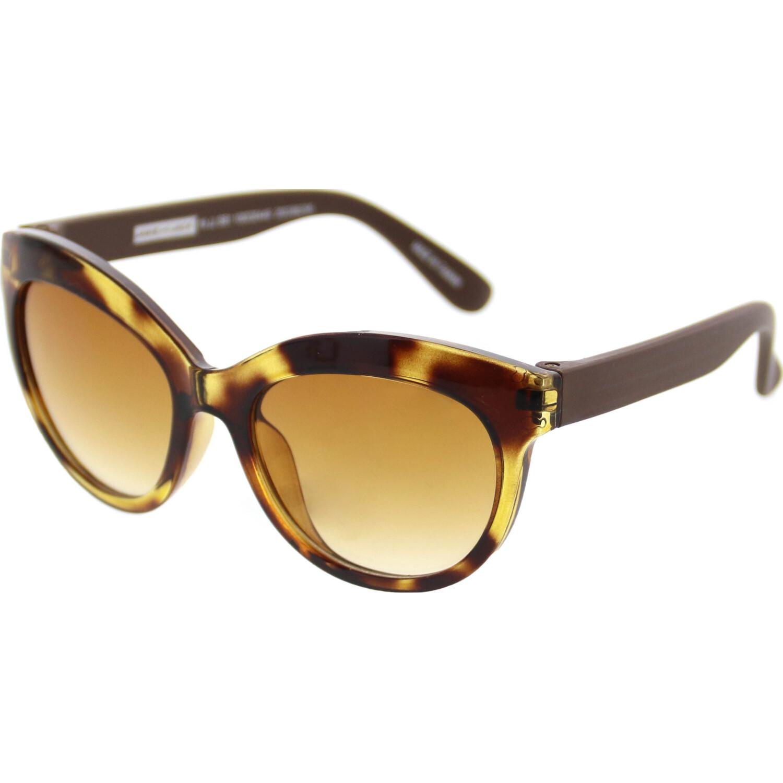 Janie And Jack Gradient Tortoise Cat Eye Sunglasses 4 Up 200386297 Brown