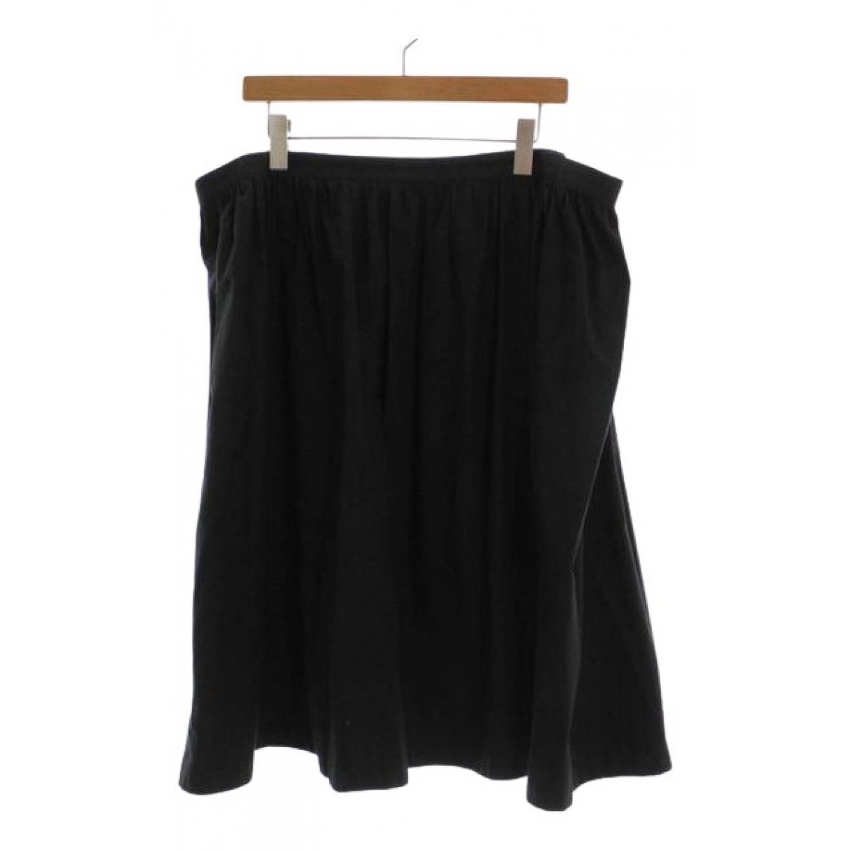 Junya Watanabe - Jupe   pour femme en coton - noir