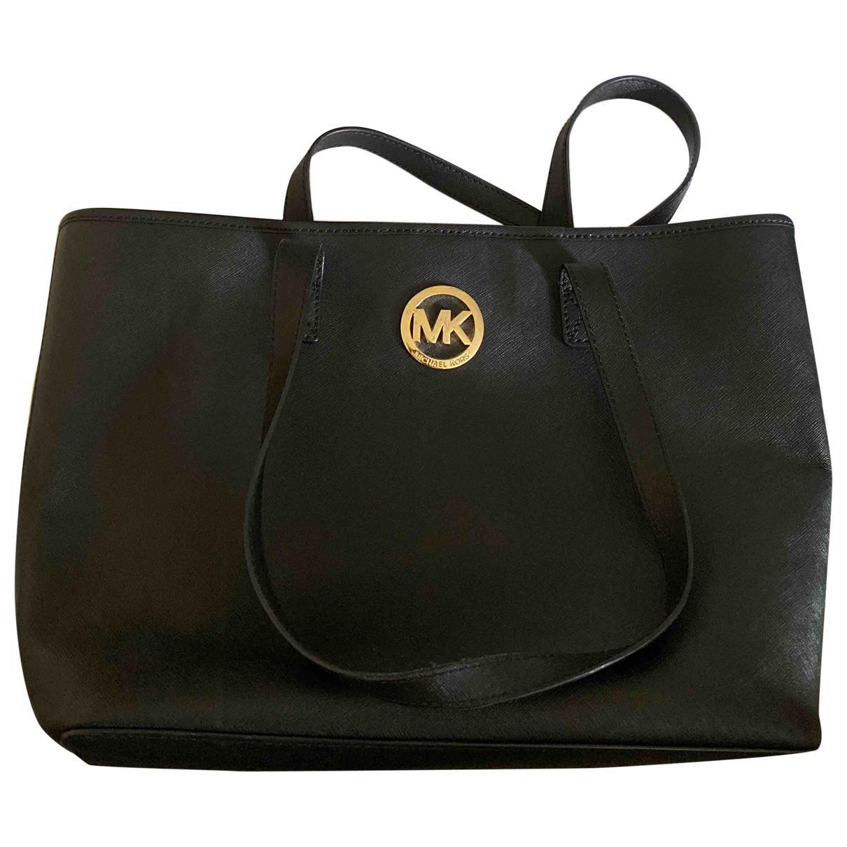Michael Kors - Sac a main Mercer pour femme - noir