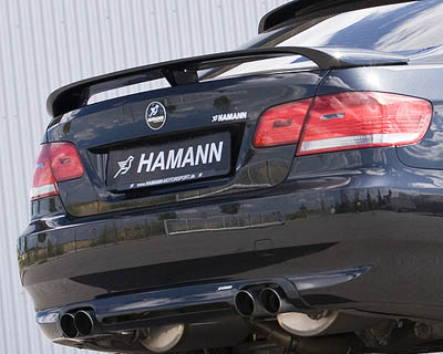 Hamann 10 090 230 Rear Spoiler BMW 3 Series Coupe 08-11