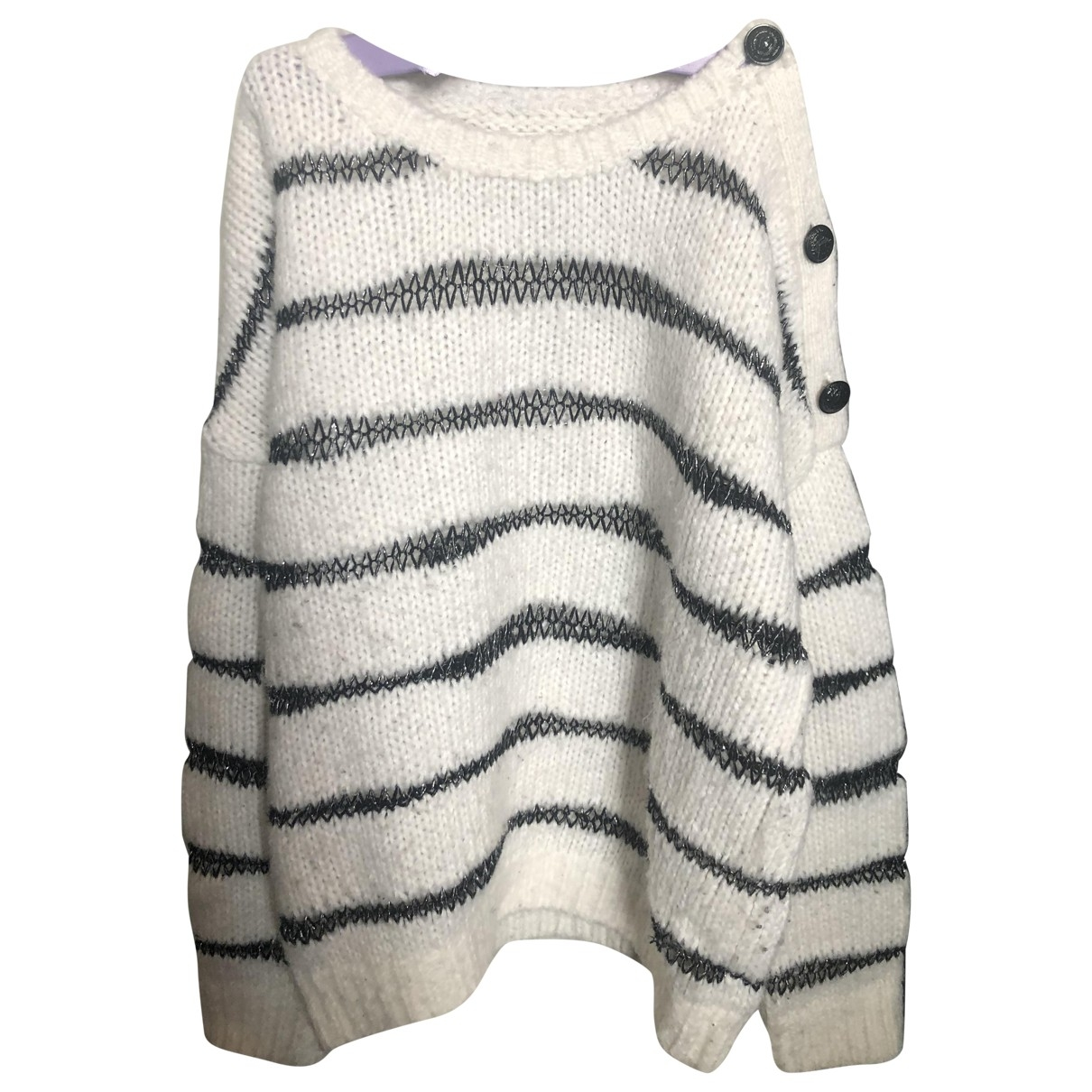 Zadig & Voltaire \N White Knitwear for Kids 8 years - up to 128cm FR