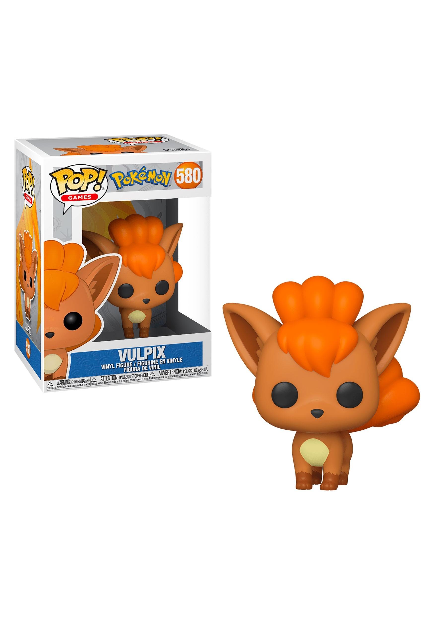 Pop! Games: Vulpix- Pokemon S2