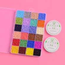 1set Girls Seed Bead Jewelry Accessories