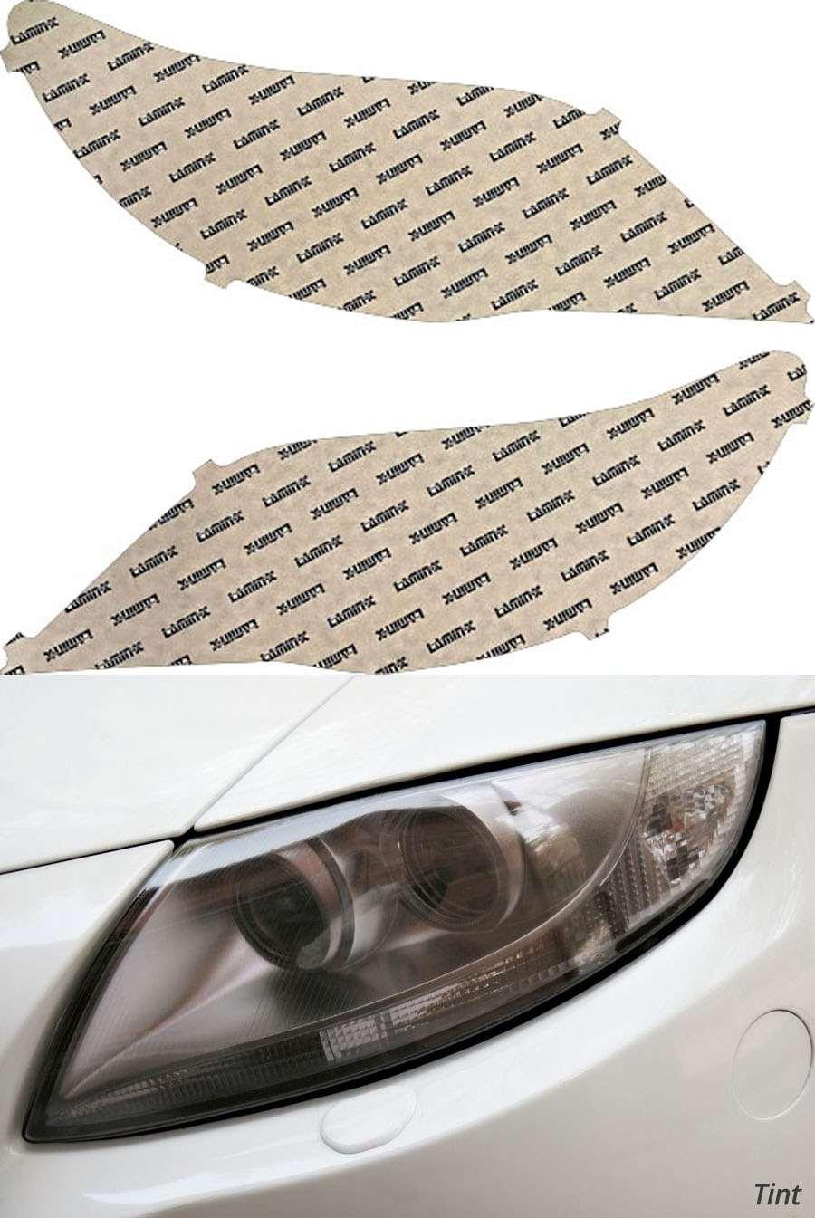 Toyota Avalon 11-12 Tint Headlight Covers Lamin-X T025T