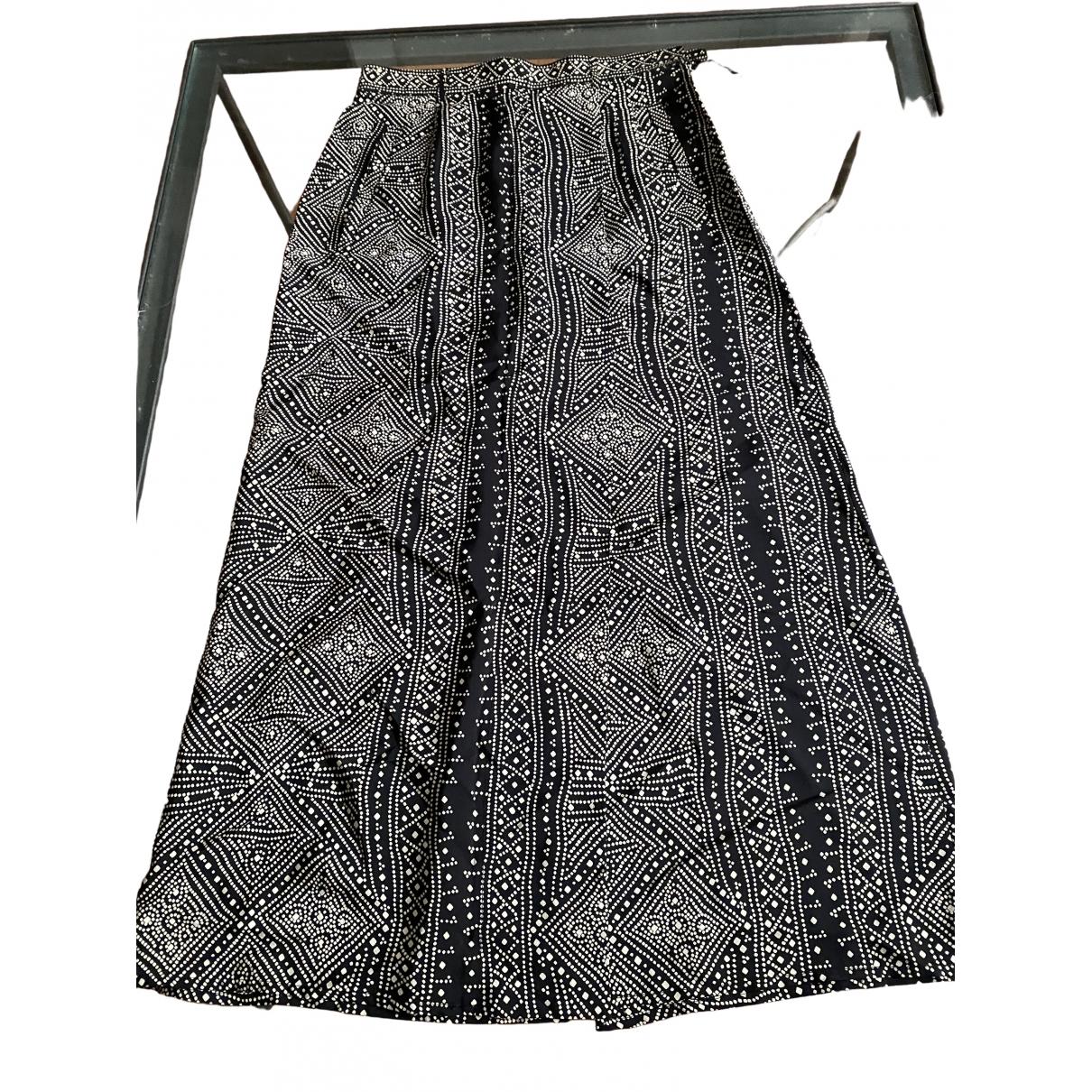Falda maxi de Seda Aspesi