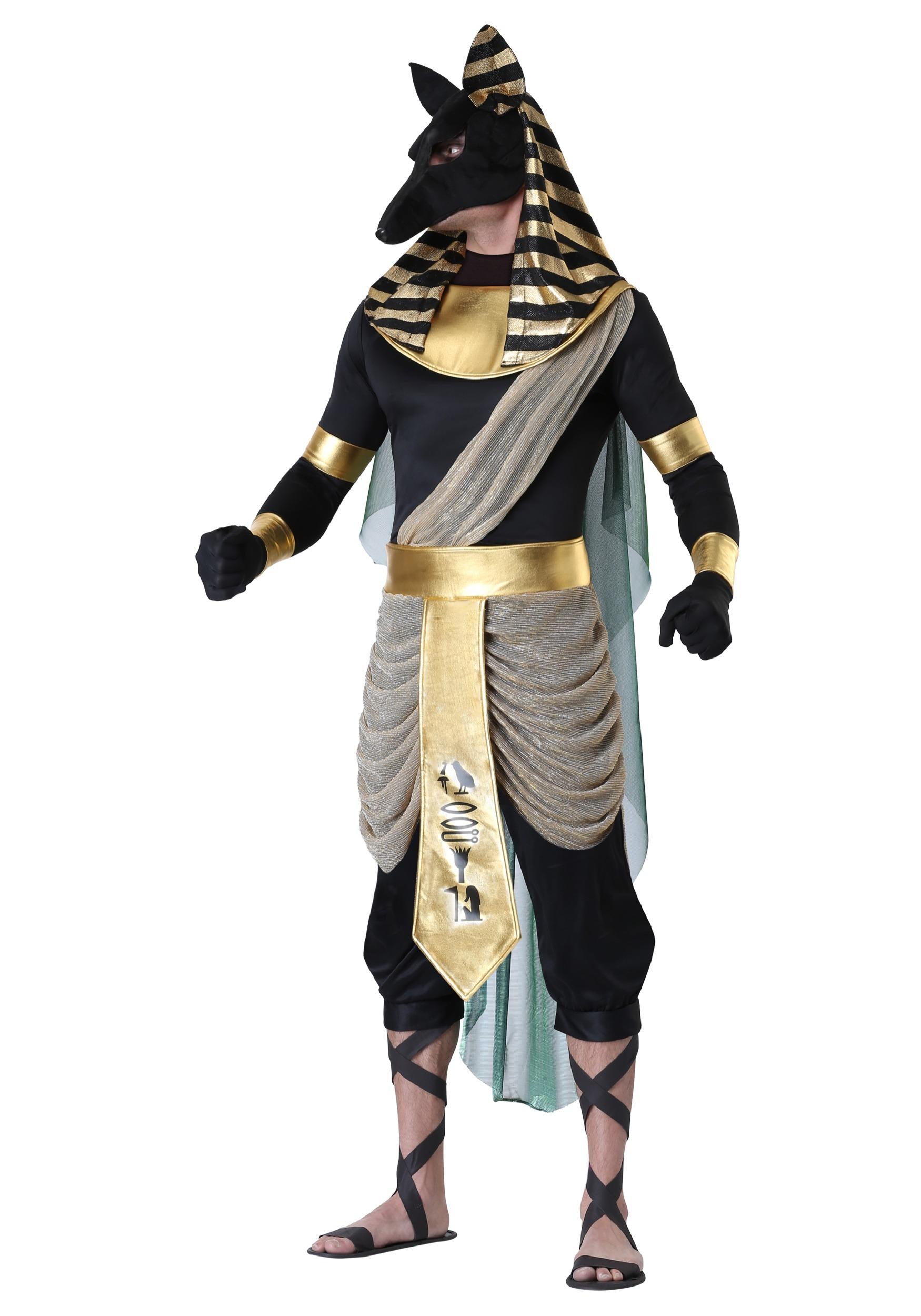 Anubis Costume for Men