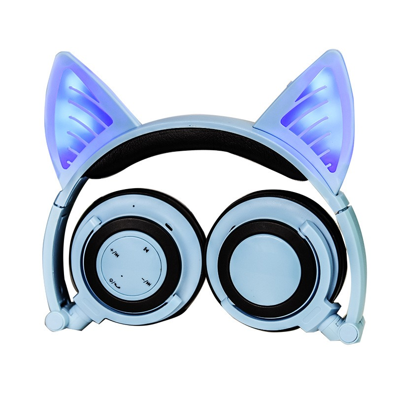 Ericdress LINX Wireless Bluetooth Headphone with Lighting Cat Ear