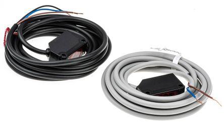 Panasonic CX-400 Photoelectric Sensor Through Beam (Emitter and Receiver) 10 m Detection Range NPN