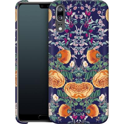 Huawei P20 Smartphone Huelle - Midnight Spring von Zala Farah